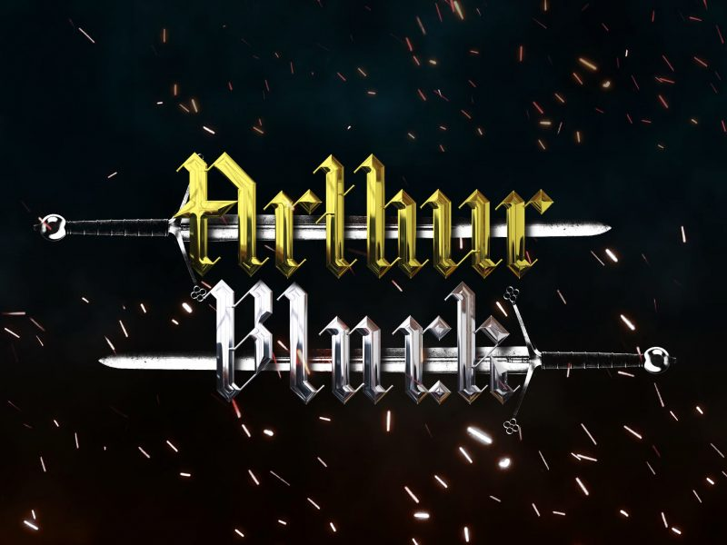 ArthurBlack哥特纹身英文字体免费下载